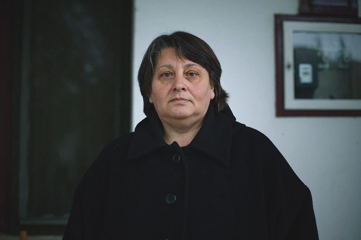 Portret Milice Lupšor, sezonske radnice iz Zrenjanina; foto: Katarina Marković