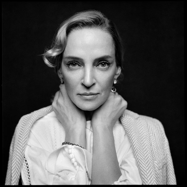 UMA THURMAN PREMIERS ON BROADWAY