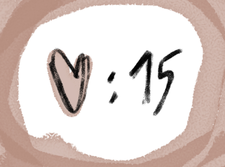 LOVE:15