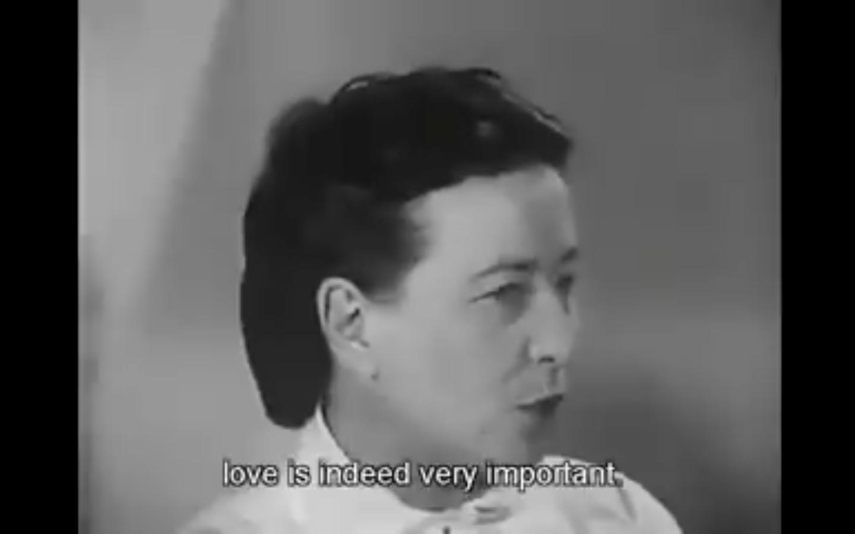 Iz televizijskog intervjua, 1959.